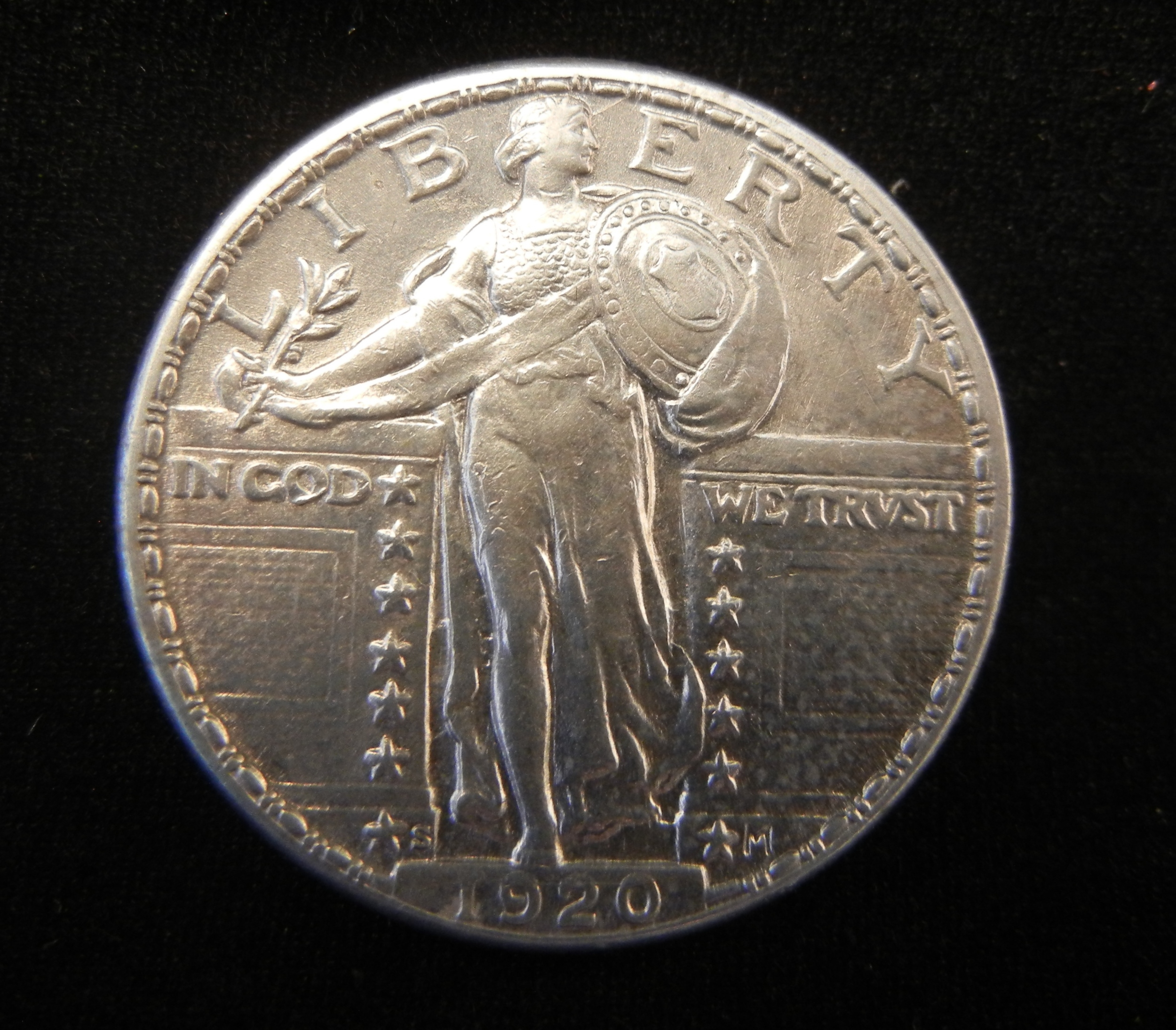 Browse our inventory of quarters .