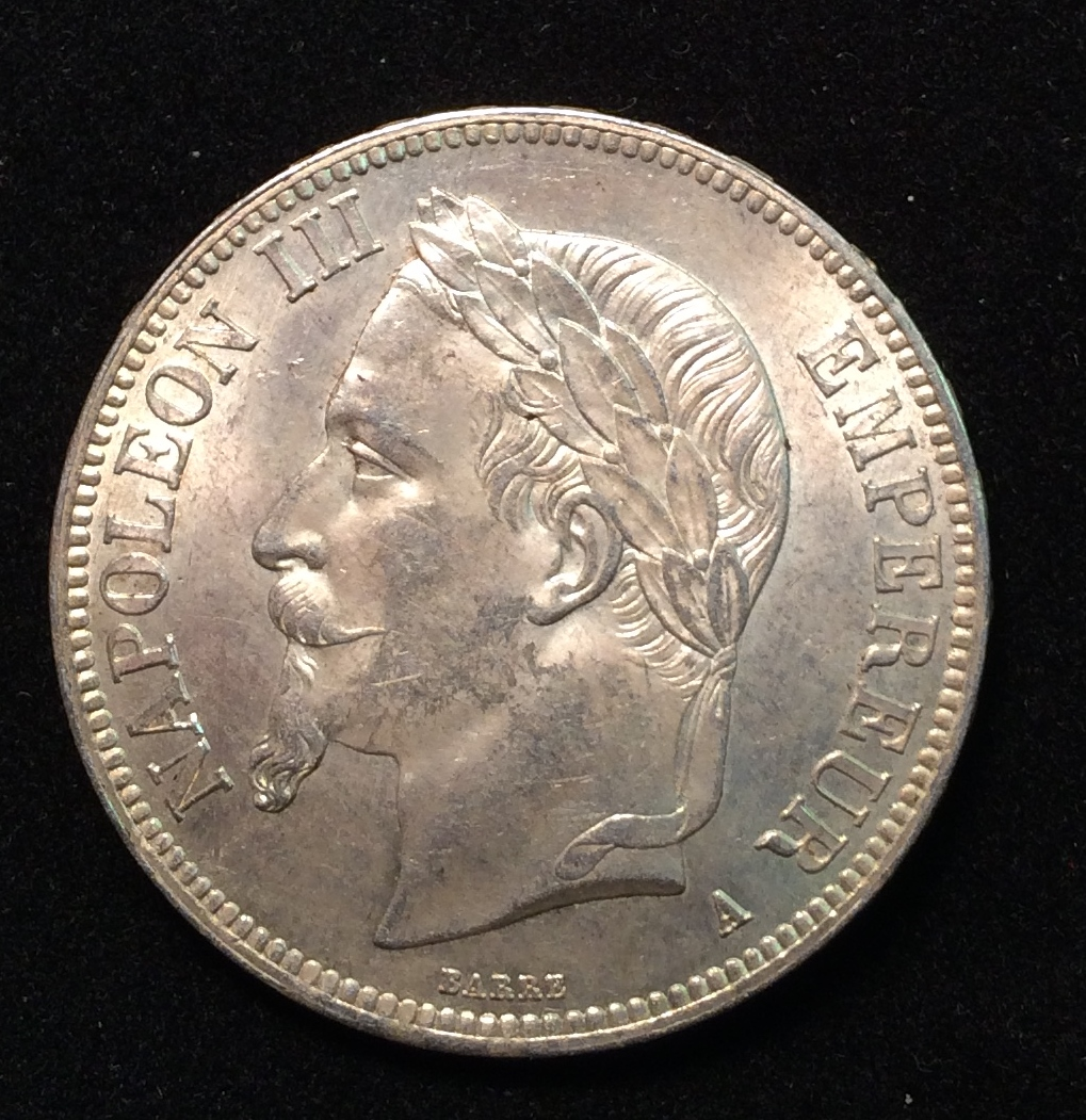Browse our inventory of French coins