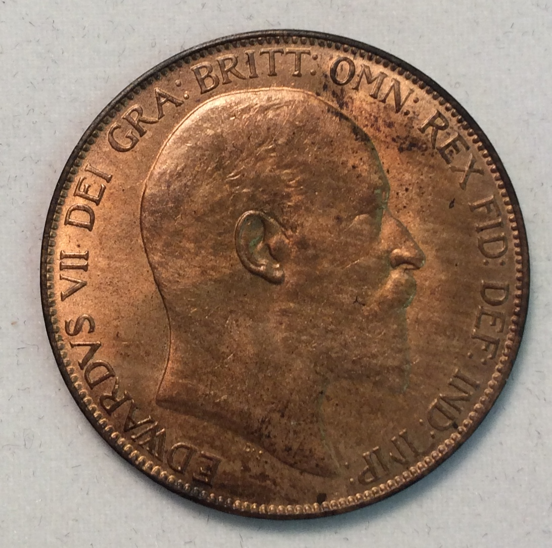 Browse our inventory of English Pennies