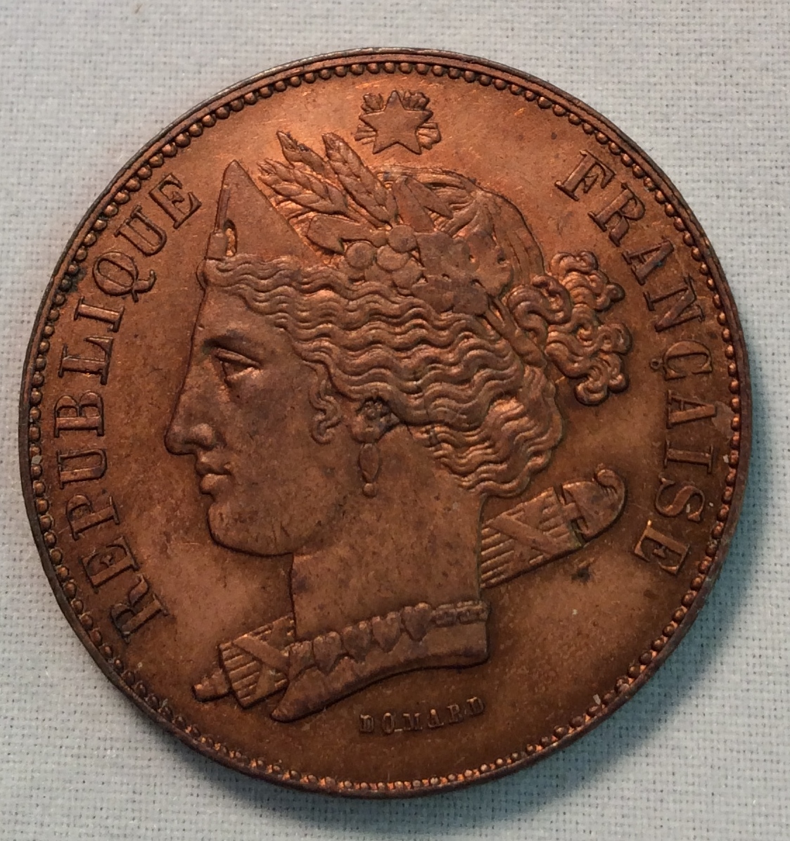 Browse our inventory of French Centimes