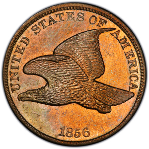 Browse our inventory of Flying Eagle cents.