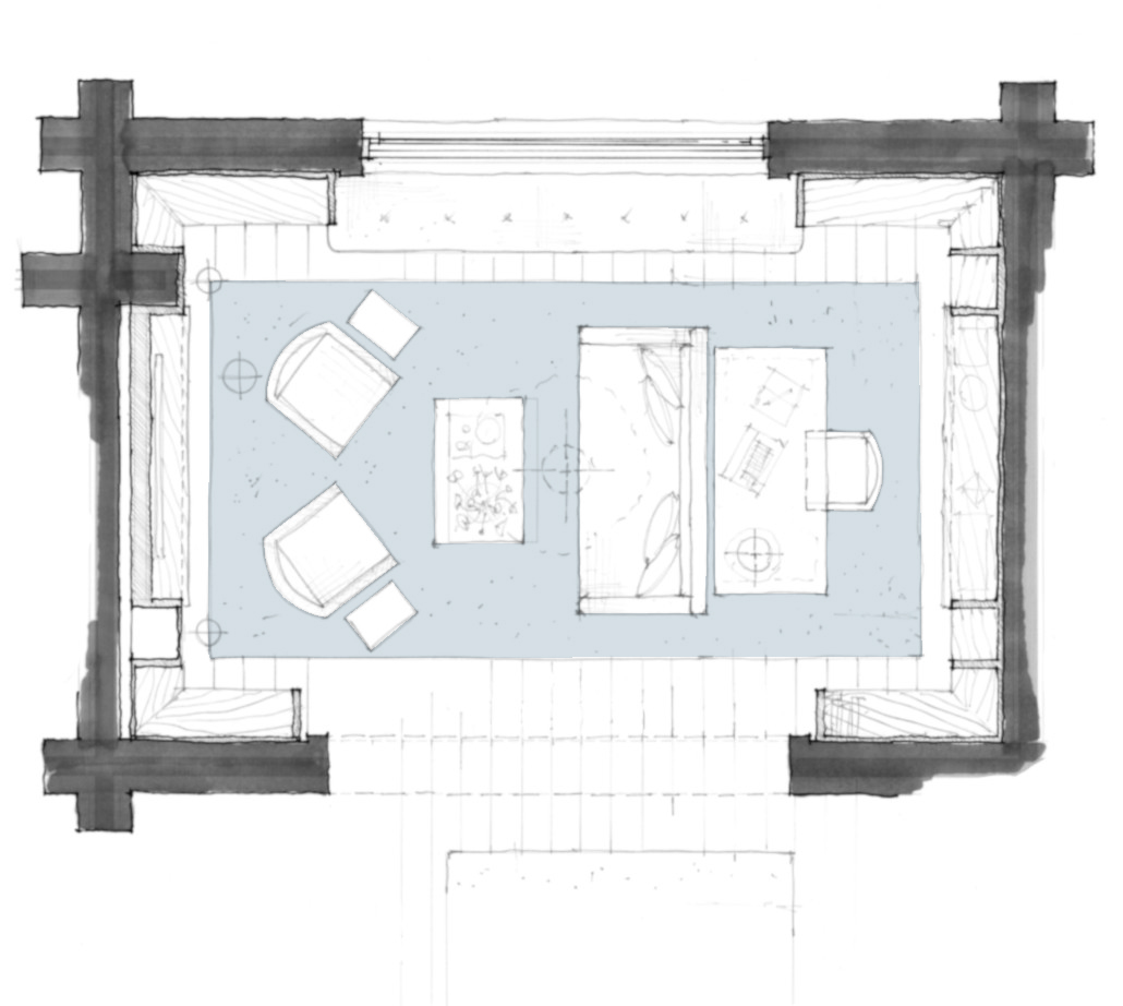 Hutchins family room plan hand with color.jpg