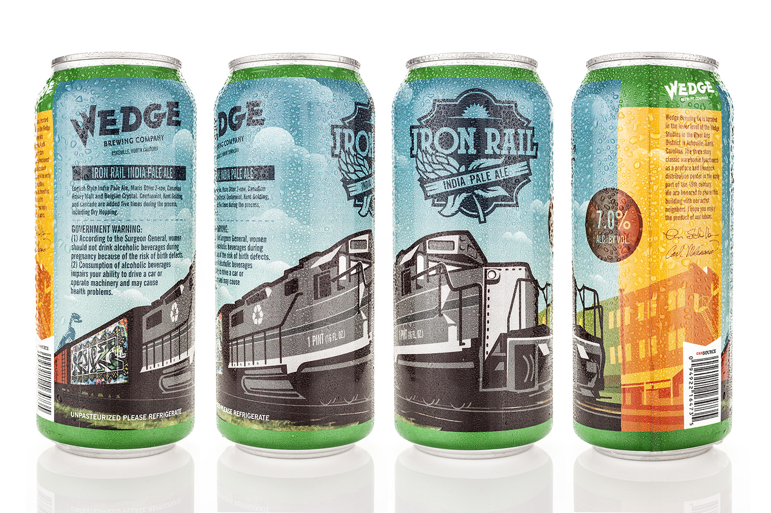 Product photography studio_Studio photography_Asheville nc_The Wedge Iron Rail IPA_TAPstudio.jpg