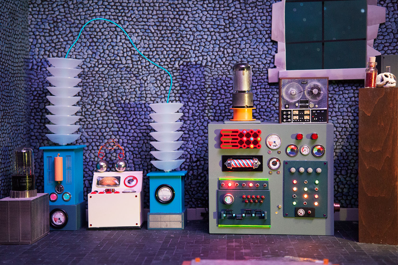 Oreo Laboratorium