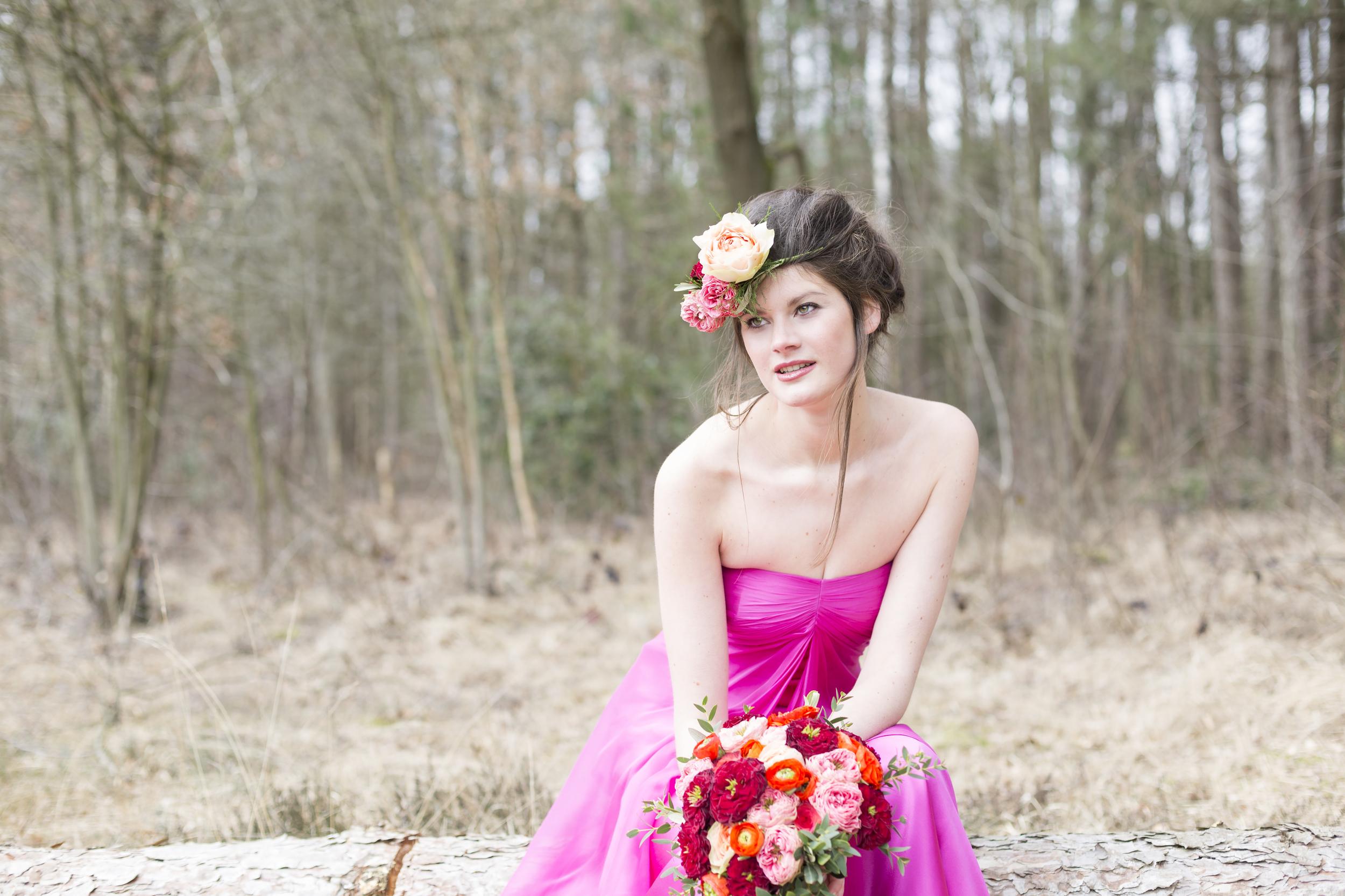 Bruidsbloemwerk - Degrootebloemen.be