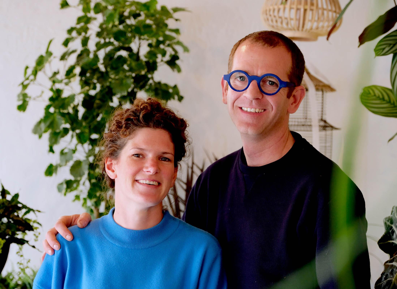 Caroline Comyn & Tom Degroote - Our urban jungle store