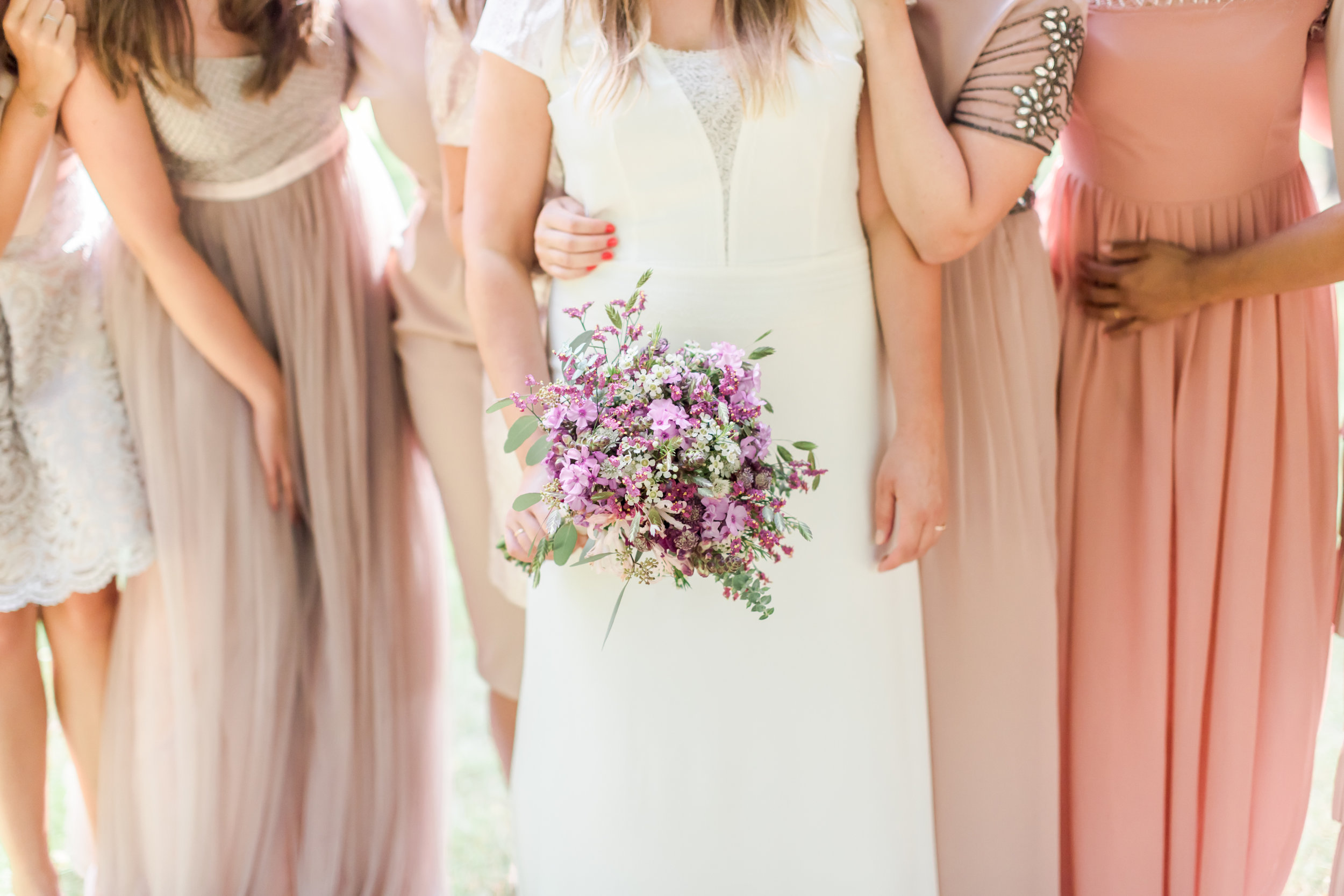 Huwelijk bloemen ( Maitha Lunde Photography ) - Degrootebloemen.be