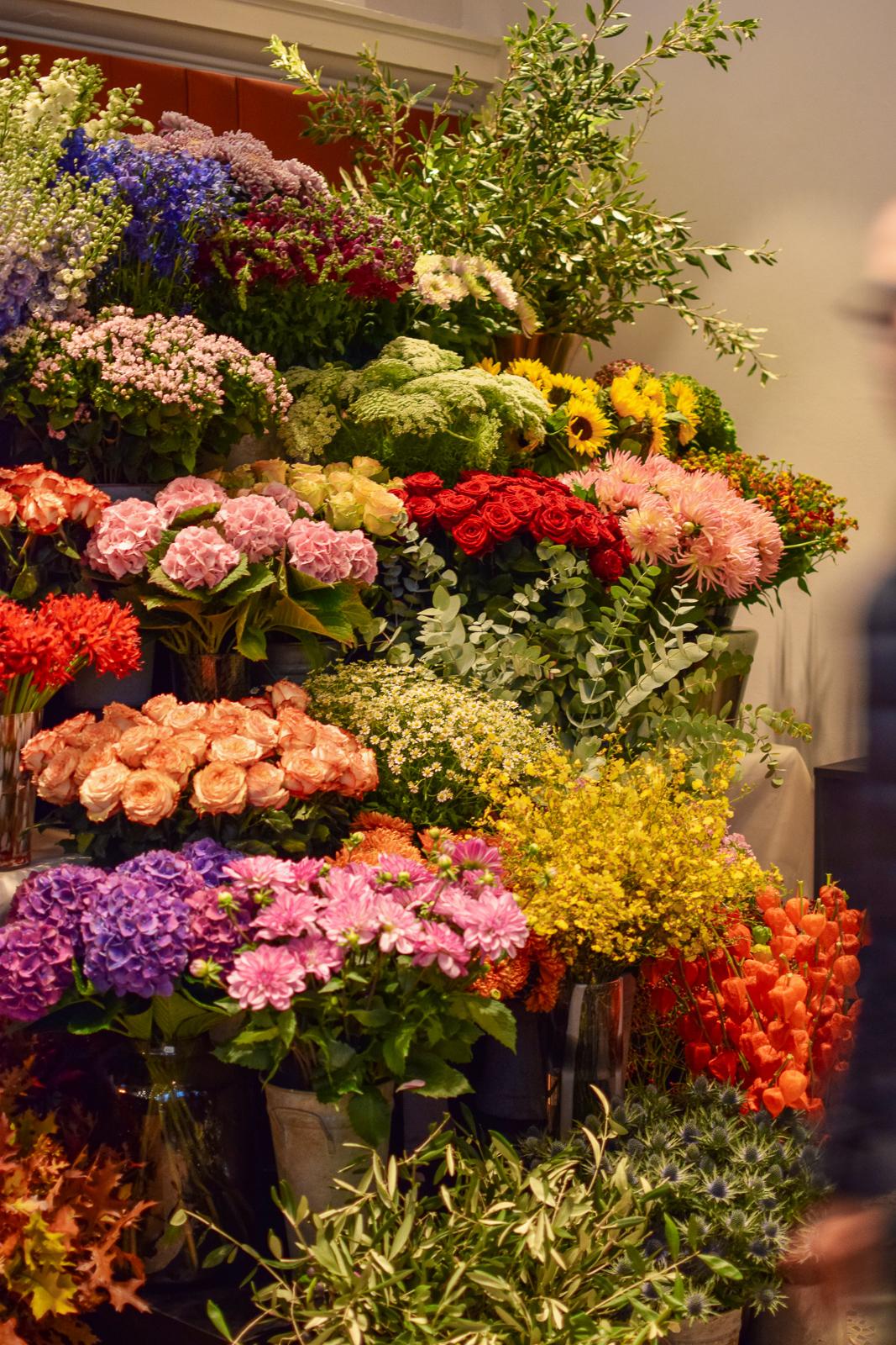Bloemenboetiek at The Jane - Degroote Bloemen