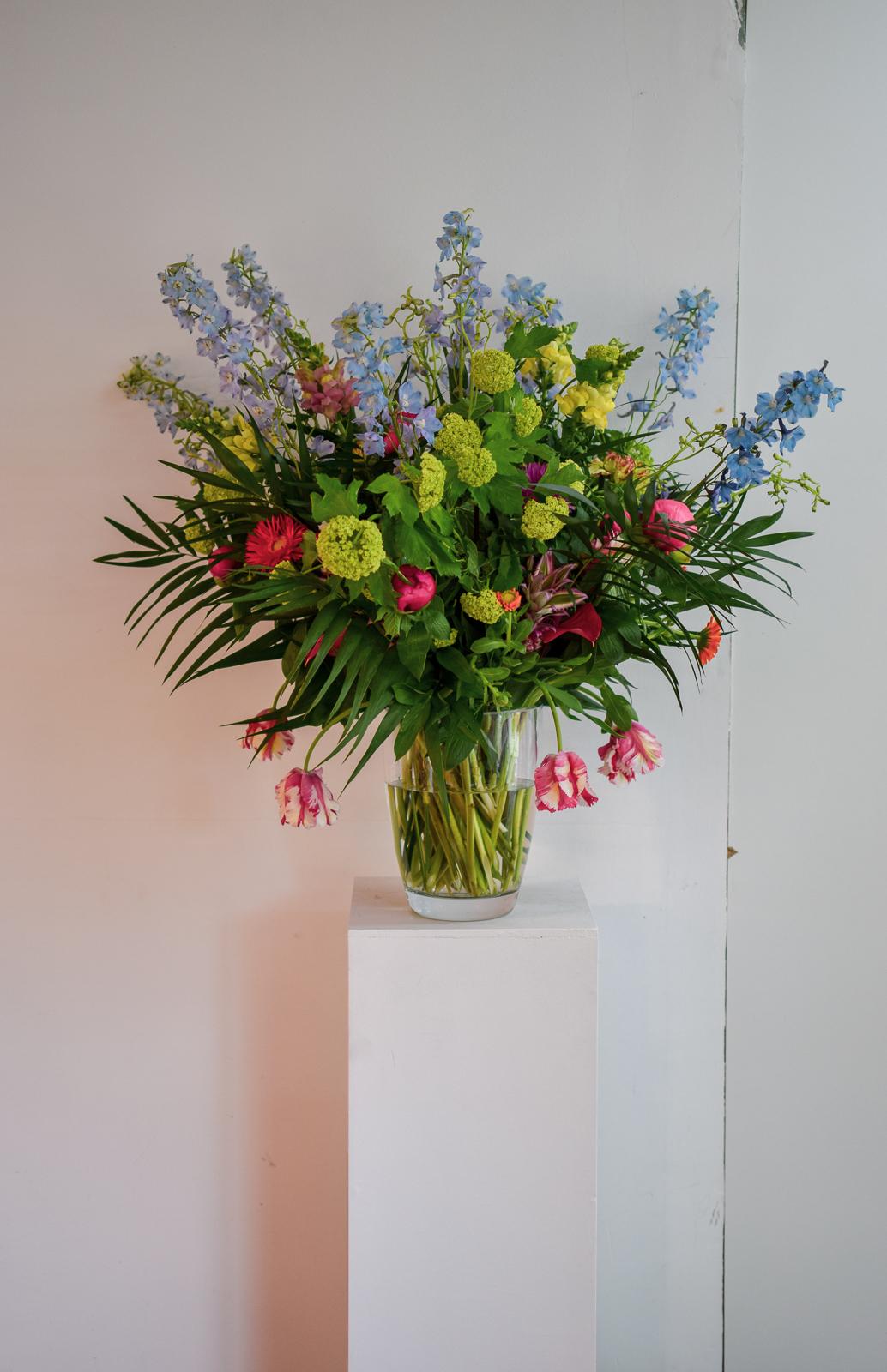 Tropisch lentefeest - Degrootebloemen.be