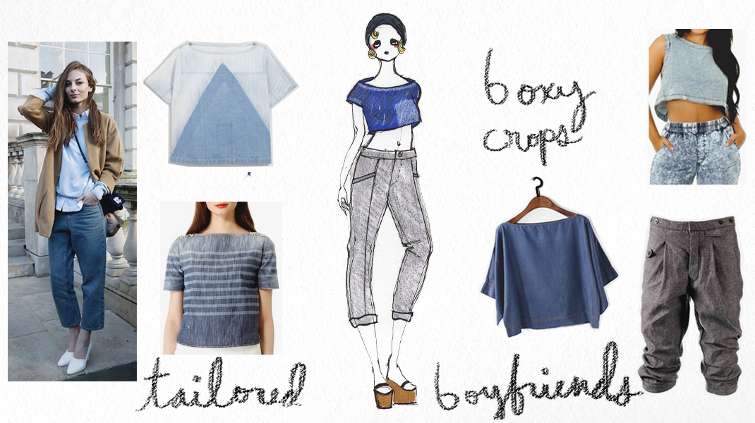 boxy crops_tailored bottoms