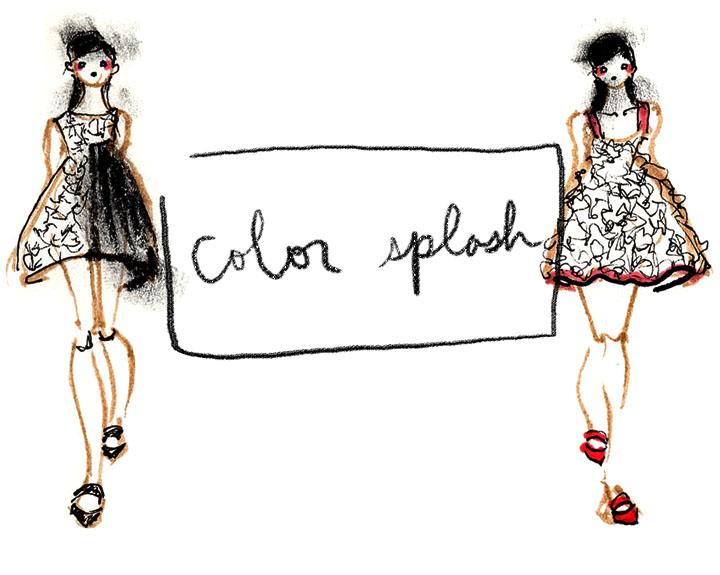 lisa perry color splash