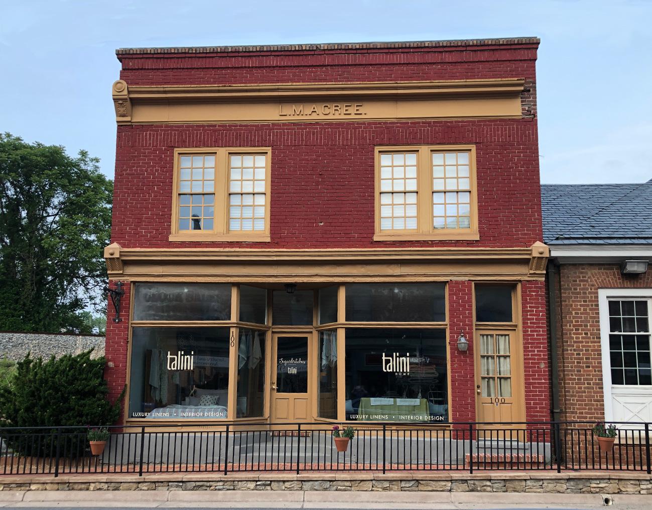 100 South Main Street  Gordonsville, VA 22942