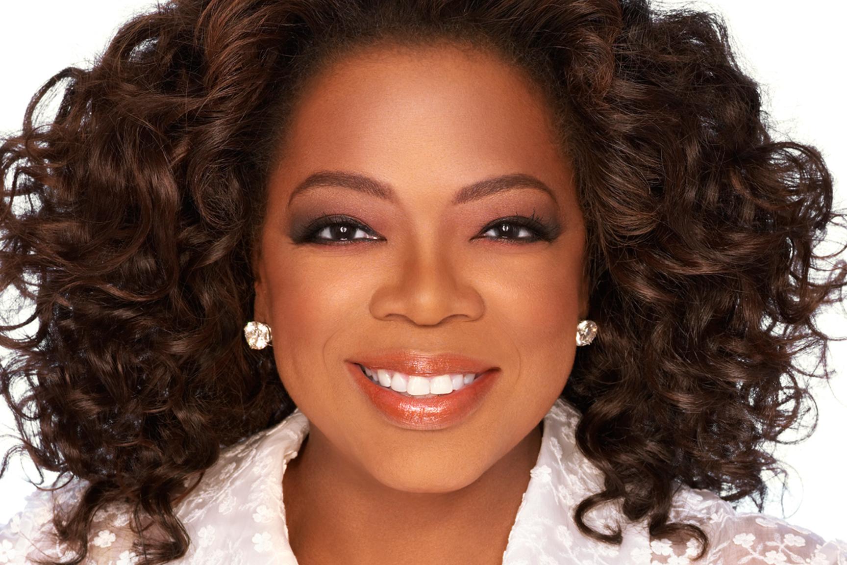 Oprah by Matthew Jordan Smith