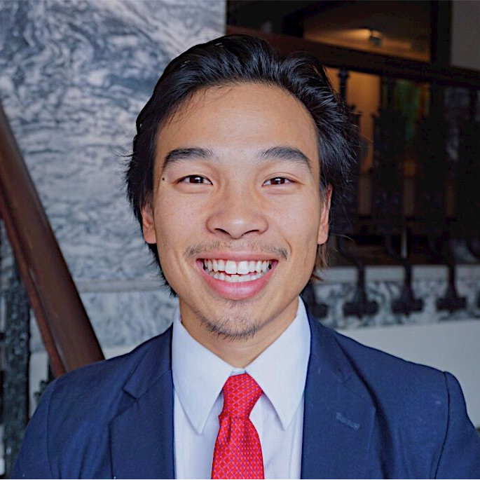 "Kevin Duong  ""McMahon was everything a college student could want in an internship. Every day, I knew I'd come in and learn and grow, but also laugh and simply have a great time with the team."""