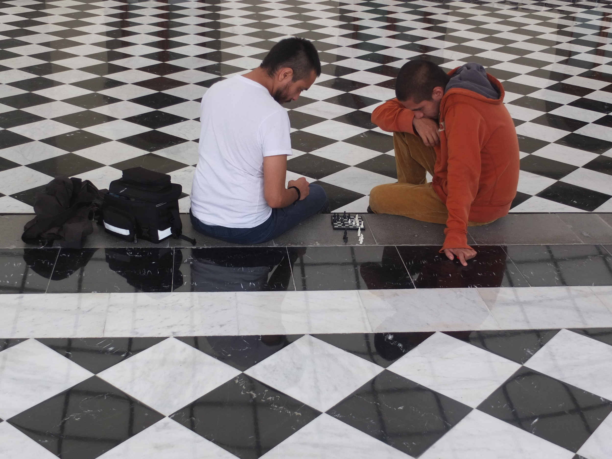 Chess  Mexico City, Mexico  8/2012