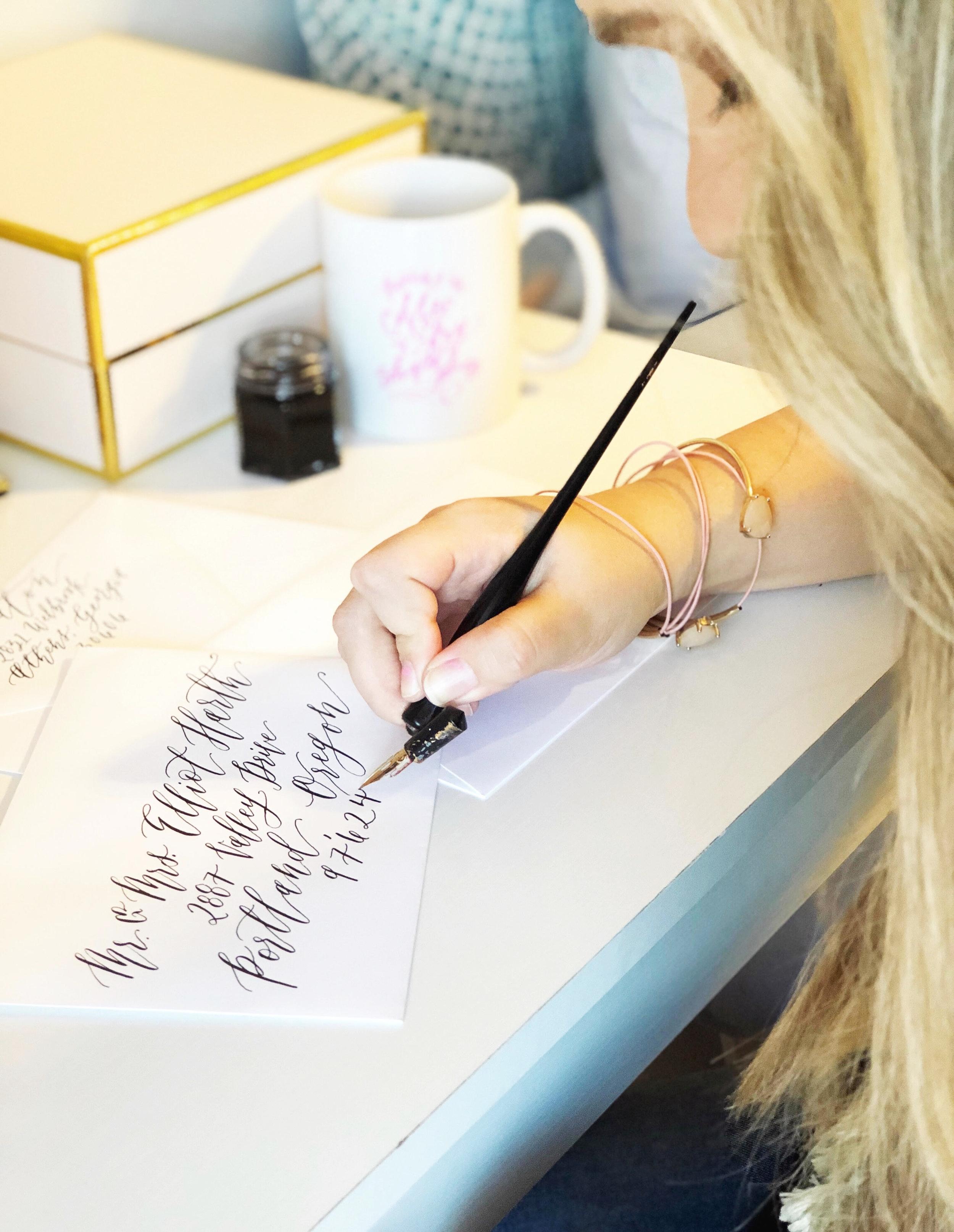 Connar Joy Calligraphy