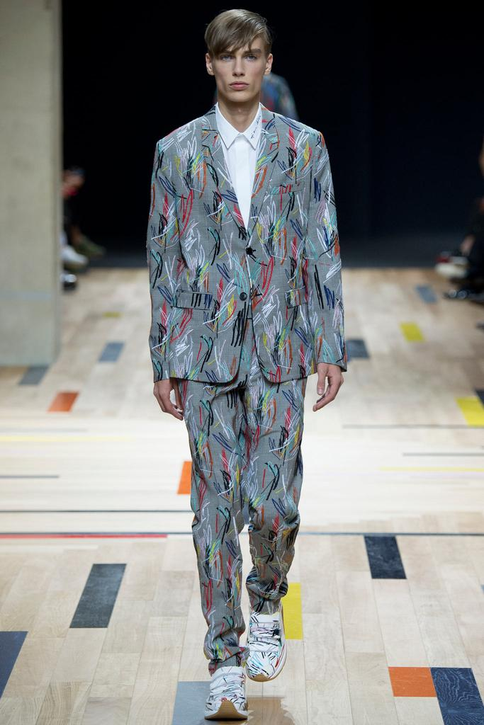 dior homme // ss 15