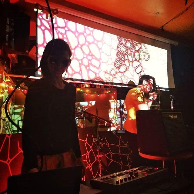 What a treat! @crlss_music OMG. #milwaukeemusic #electronicmusic #newmusicalert