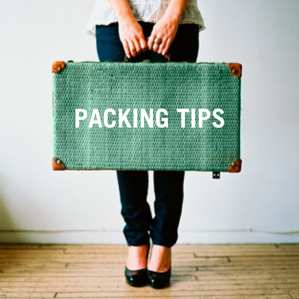 Style-Architects Packing Tips