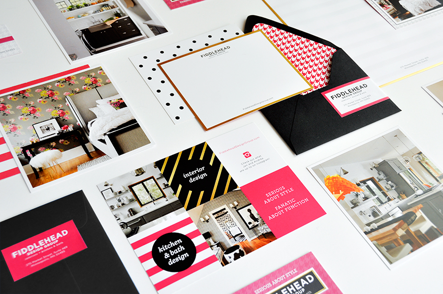 Fiddlehead Design Group - branding by Style-Architects