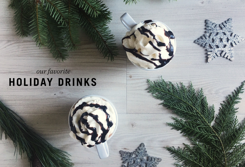 StyleArchitects // Favorite Holiday Drinks