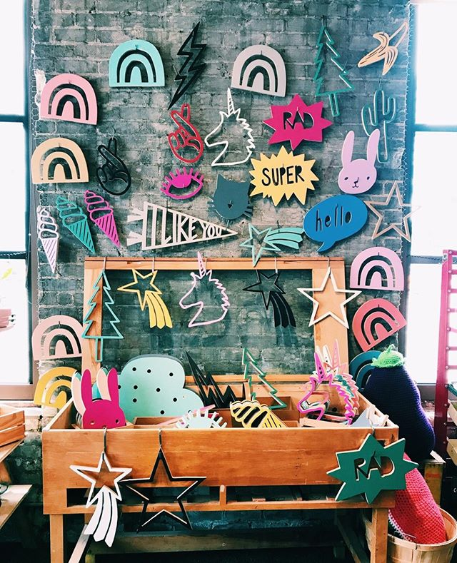 You had us at hello!   #shoplocal #minneapolis #ilikeyou #super #hello #rad #signs #homegrown #cute #colorful #symbols #artwork #art #wooden #stars #rainbows #unicorns #multicolored #upbeat # happinessis #minnesota #artsy