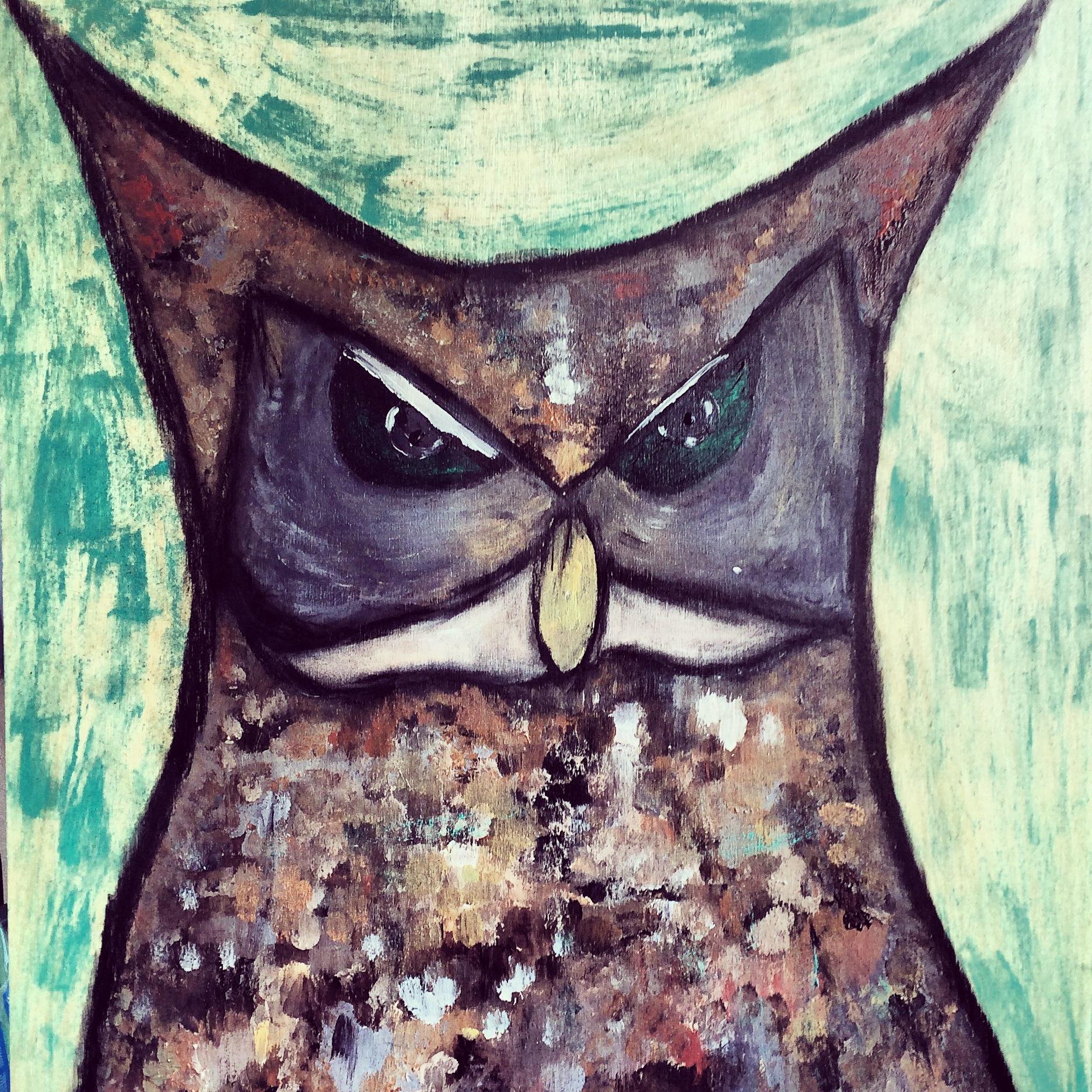 #2: NIGHT OWL