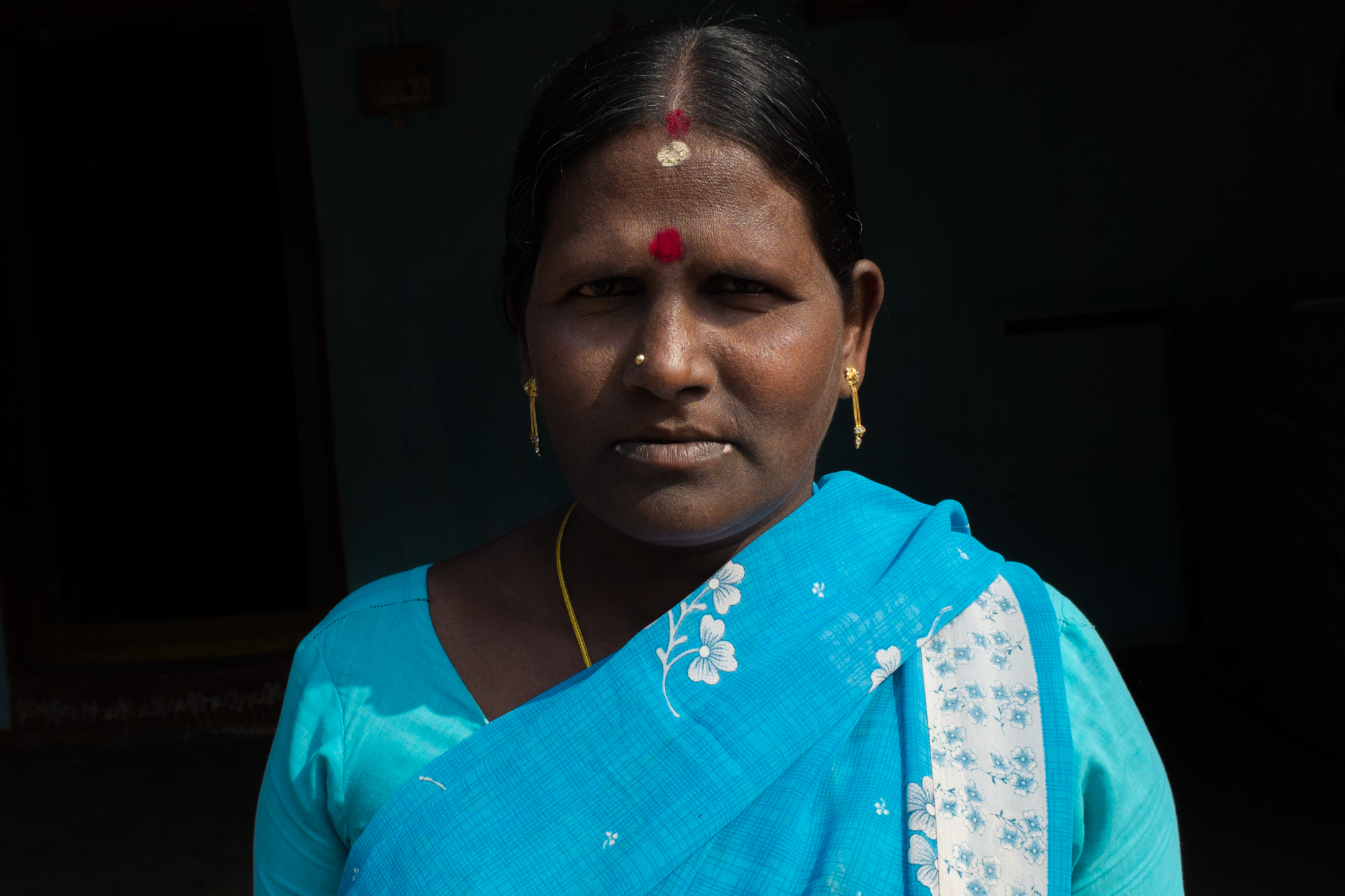 Hemavathi, 45 of Balliputugga, AP, India