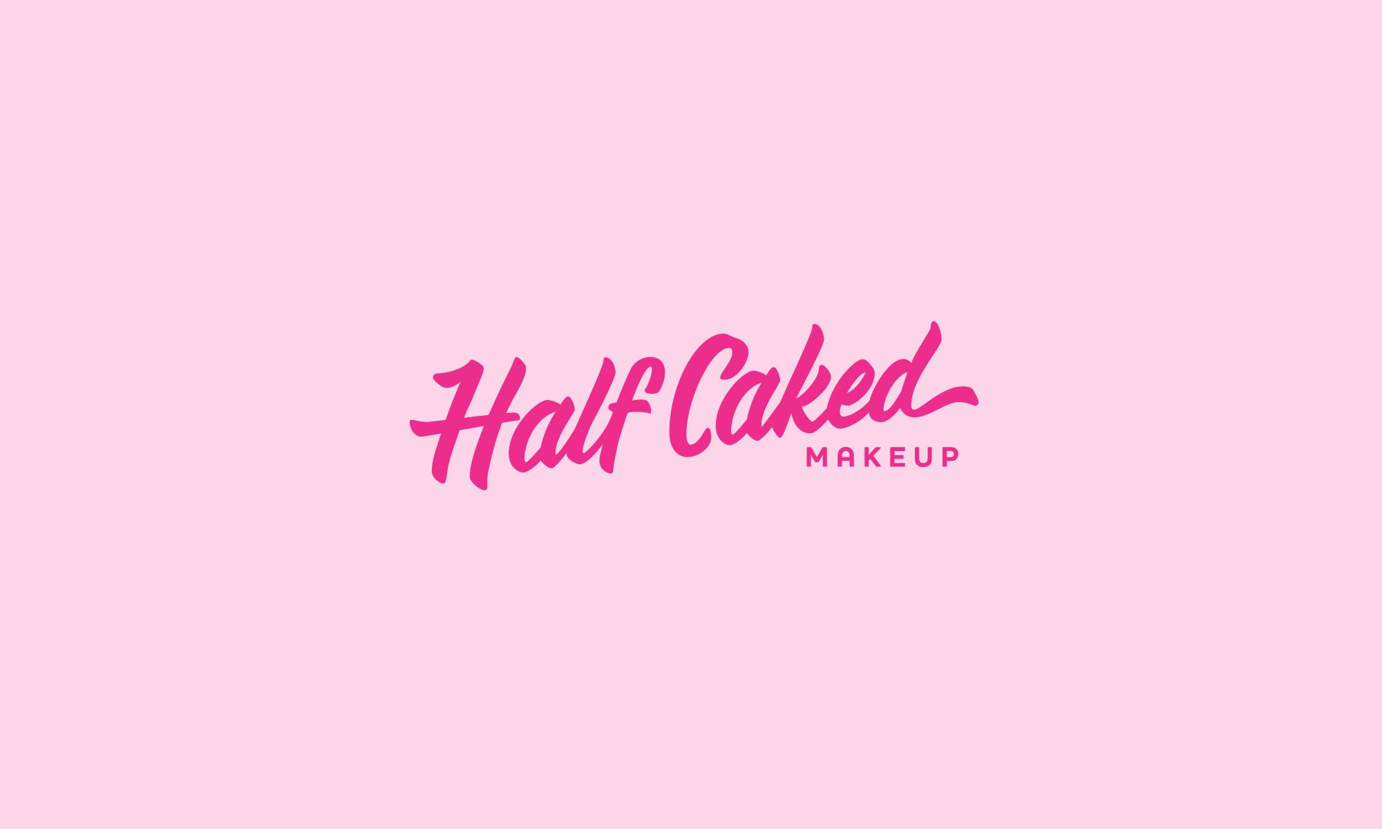 Half Caked Makeup