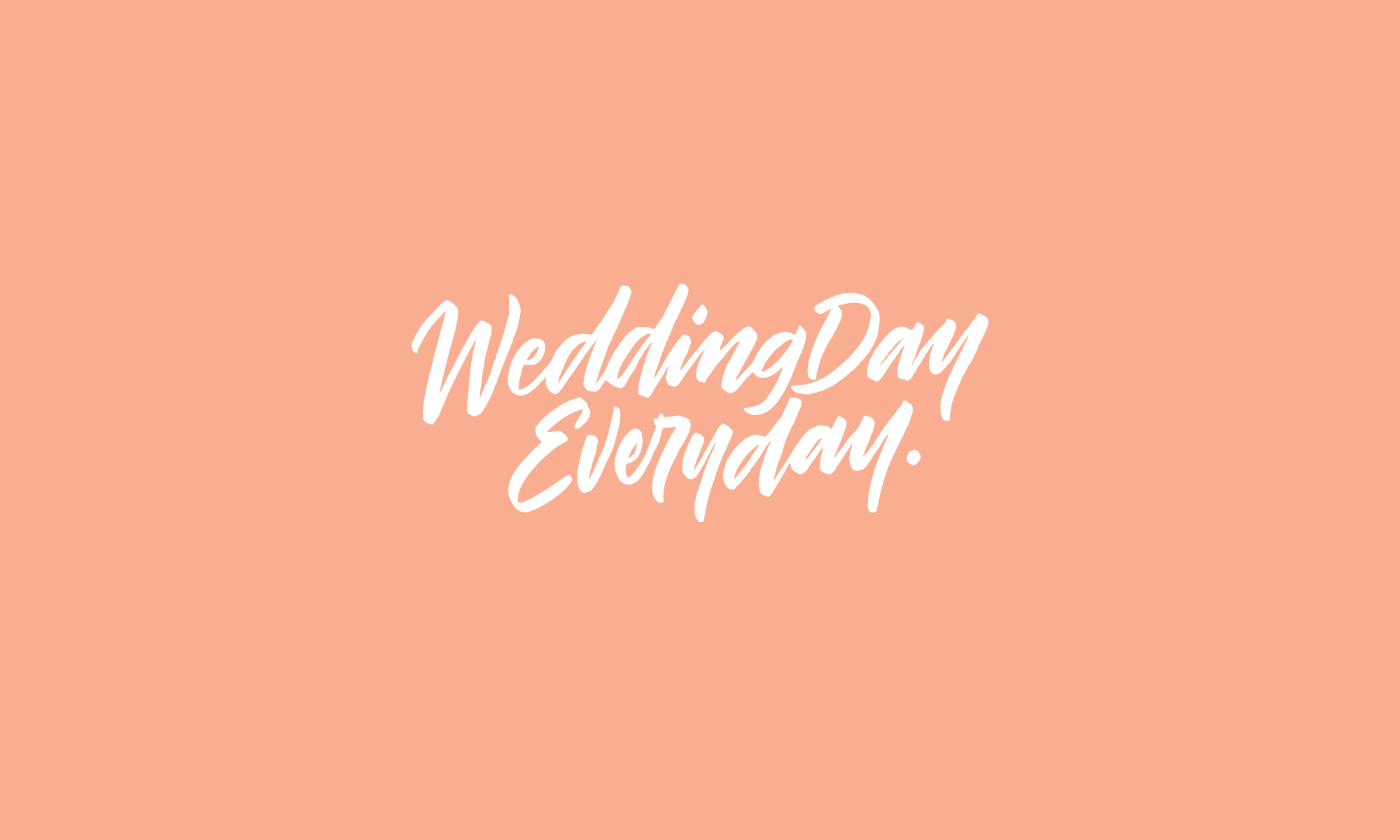 Weddingday Everyday Skin Care