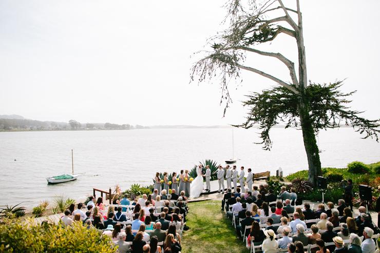 Beach Wedding California