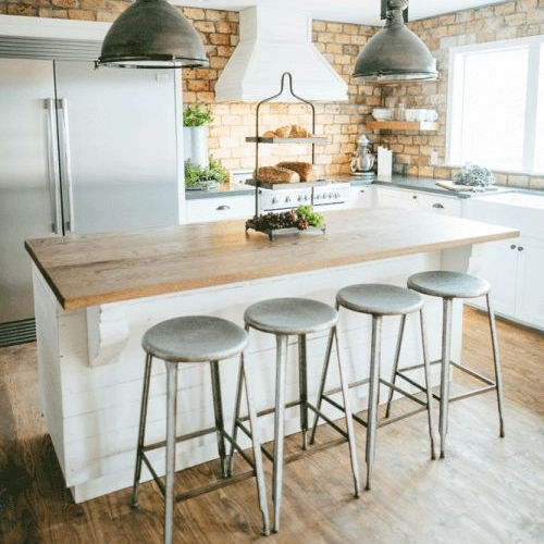 DIY: Build Your Own Kitchen Island — The May Daily