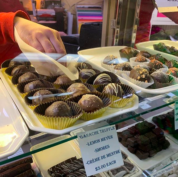 Whimsey Chocolates