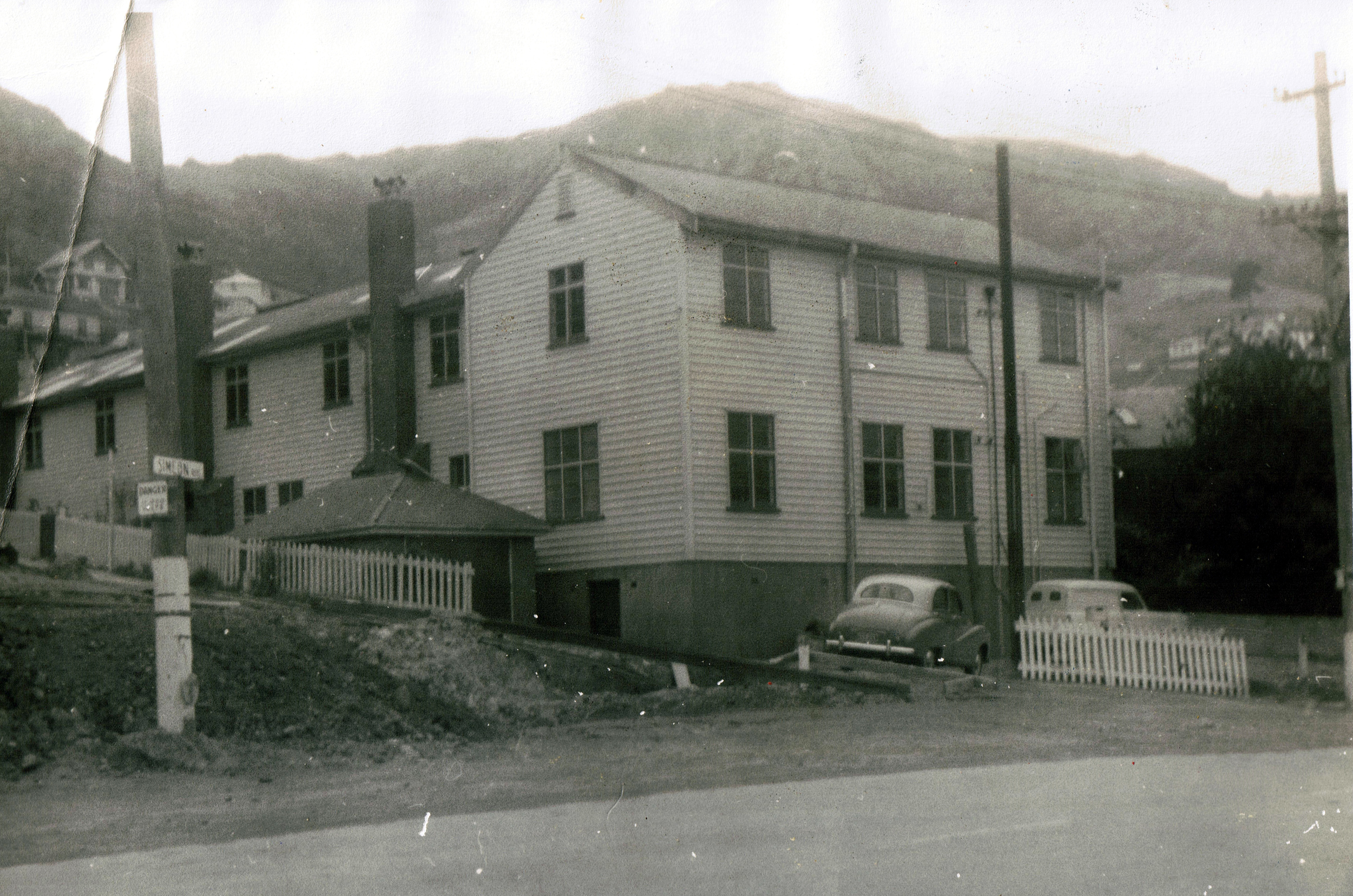 2 Hawkhurst Road, Lyttelton.  c. Lyttelton Museum collection