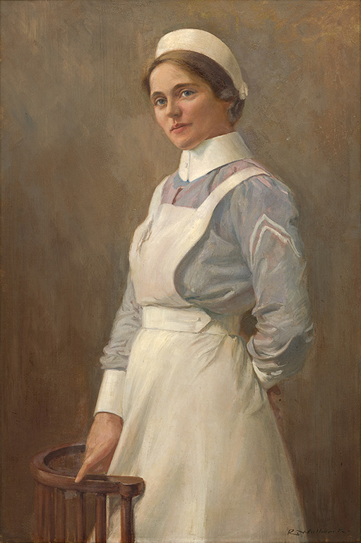 "15.00                        15.00                 Lyttelton Nurse Nona Hilliard ,  c.1917, Richard Wallwork, 1882-1955, Oil on canvas, 870 x 1180mm, Photographed by John Collie, Christchurch Art Gallery collection 2009/044 ,  Transferred from Banks Peninsula District Council, 2006         Normal   0           false   false   false     EN-NZ   X-NONE   X-NONE                                                                                                                                                                                                                                                                                                                                                                                                                                                                                                                                                                                                                                                                                                                                                                                                                                                               /* Style Definitions */  table.MsoNormalTable 	{mso-style-name:""Table Normal""; 	mso-tstyle-rowband-size:0; 	mso-tstyle-colband-size:0; 	mso-style-noshow:yes; 	mso-style-priority:99; 	mso-style-parent:""""; 	mso-padding-alt:0cm 5.4pt 0cm 5.4pt; 	mso-para-margin-top:0cm; 	mso-para-margin-right:0cm; 	mso-para-margin-bottom:8.0pt; 	mso-para-margin-left:0cm; 	line-height:107%; 	mso-pagination:widow-orphan; 	font-size:11.0pt; 	font-family:""Calibri"",sans-serif; 	mso-ascii-font-family:Calibri; 	mso-ascii-theme-font:minor-latin; 	mso-hansi-font-family:Calibri; 	mso-hansi-theme-font:minor-latin; 	mso-fareast-language:EN-US;}"