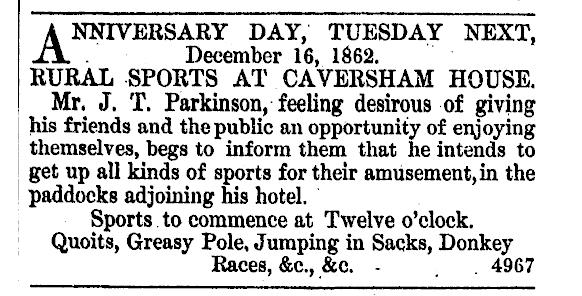 Lyttelton Times    13/12/1862: 5  .