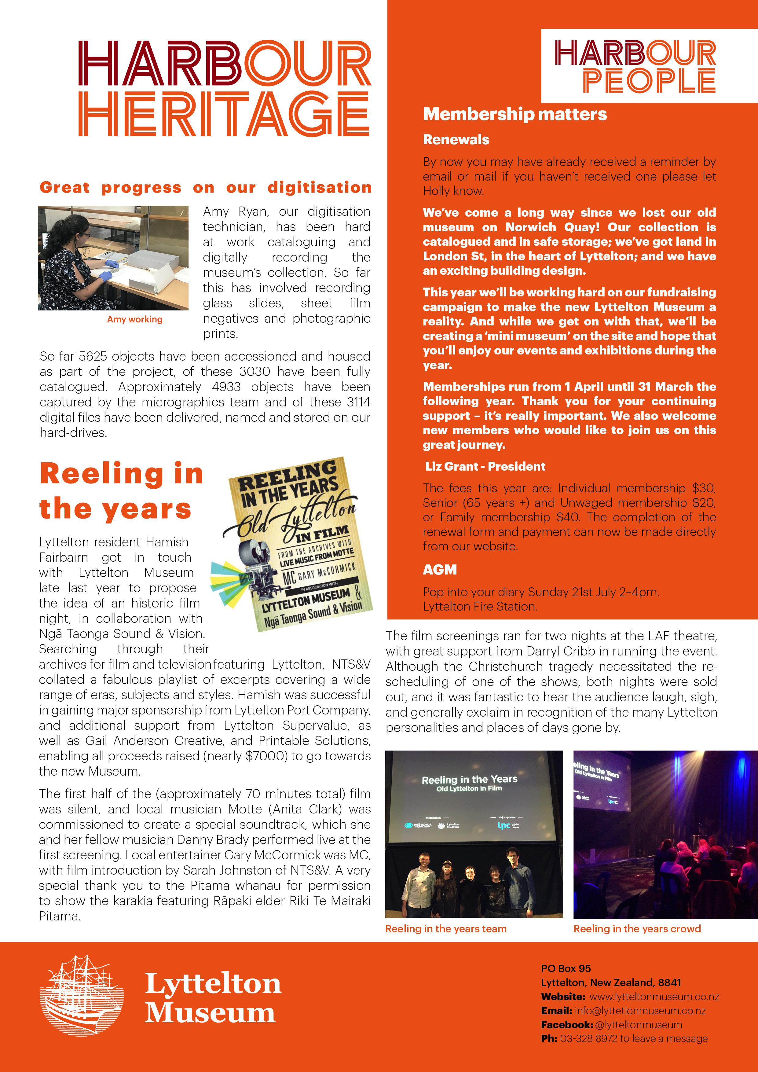 Autumn - 2018 Lyttelton Museum Newsletter PRINT V63.jpg