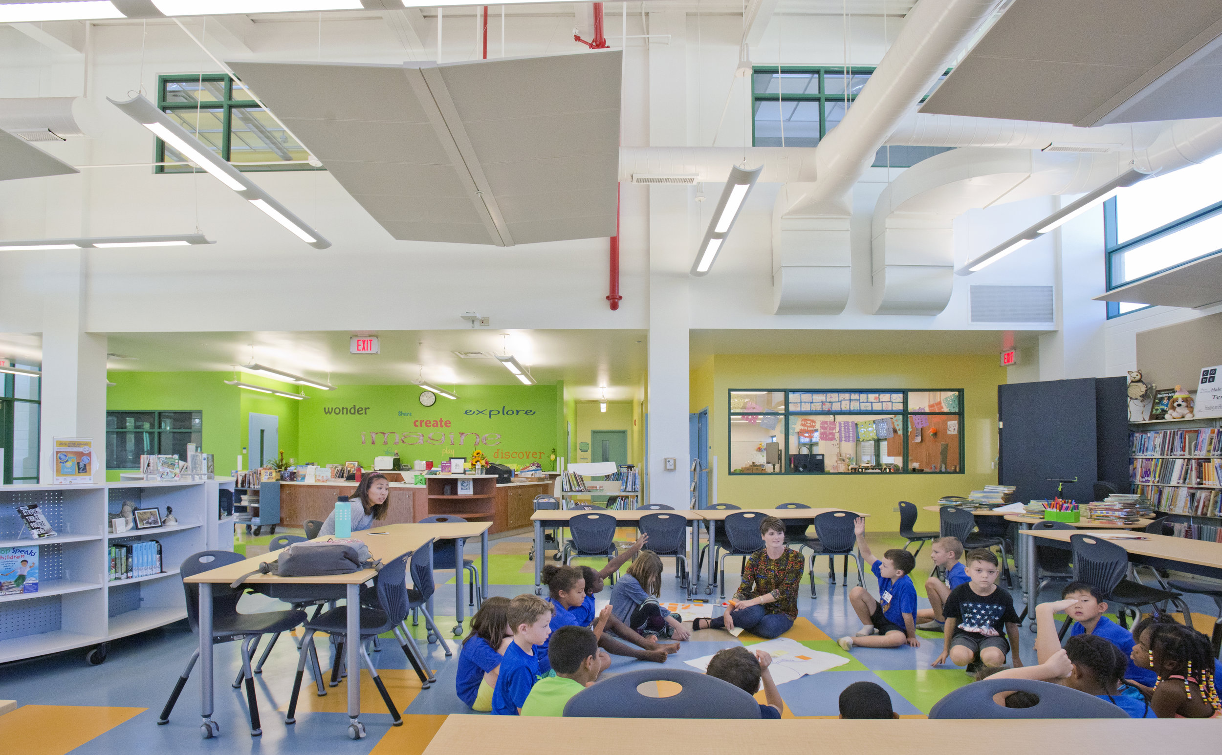 Daniel K. Inouye Elementary School — Design Partners ...