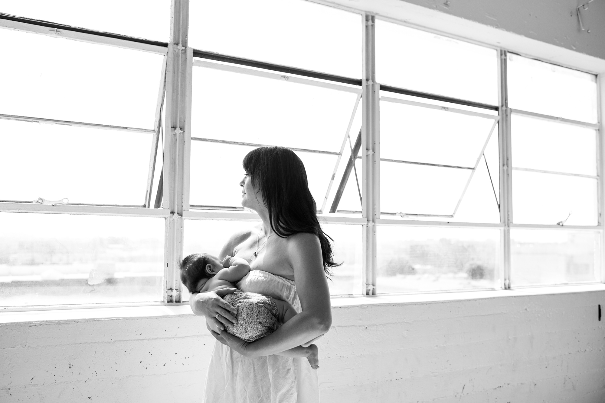 Andria & Kenzo, 15 weeks