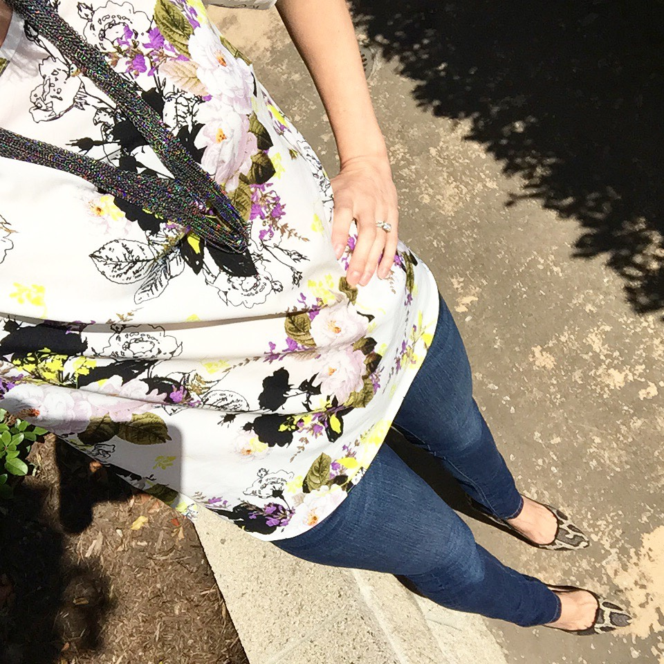 Friday Florals & Skinnies