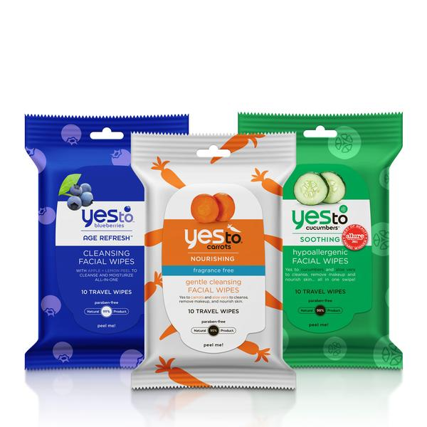Yes to...wipes