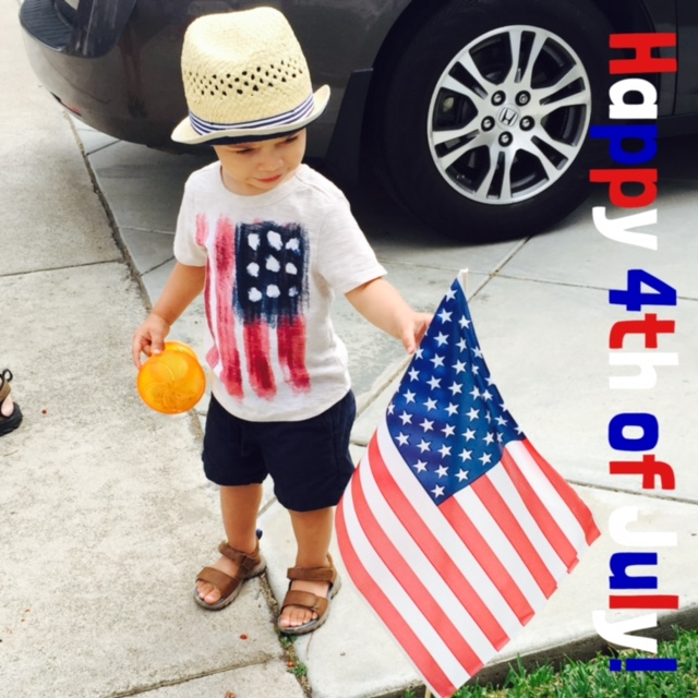 Hope everyone had a great and safe Independence Day!