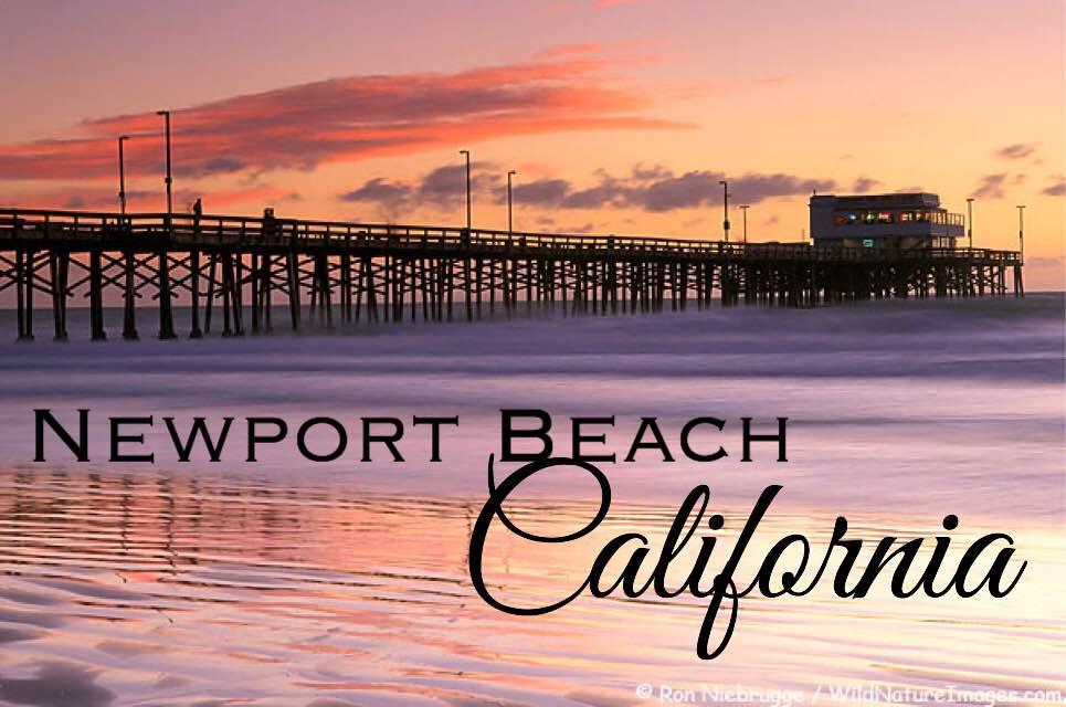 Newport Beach California Staycation Dining