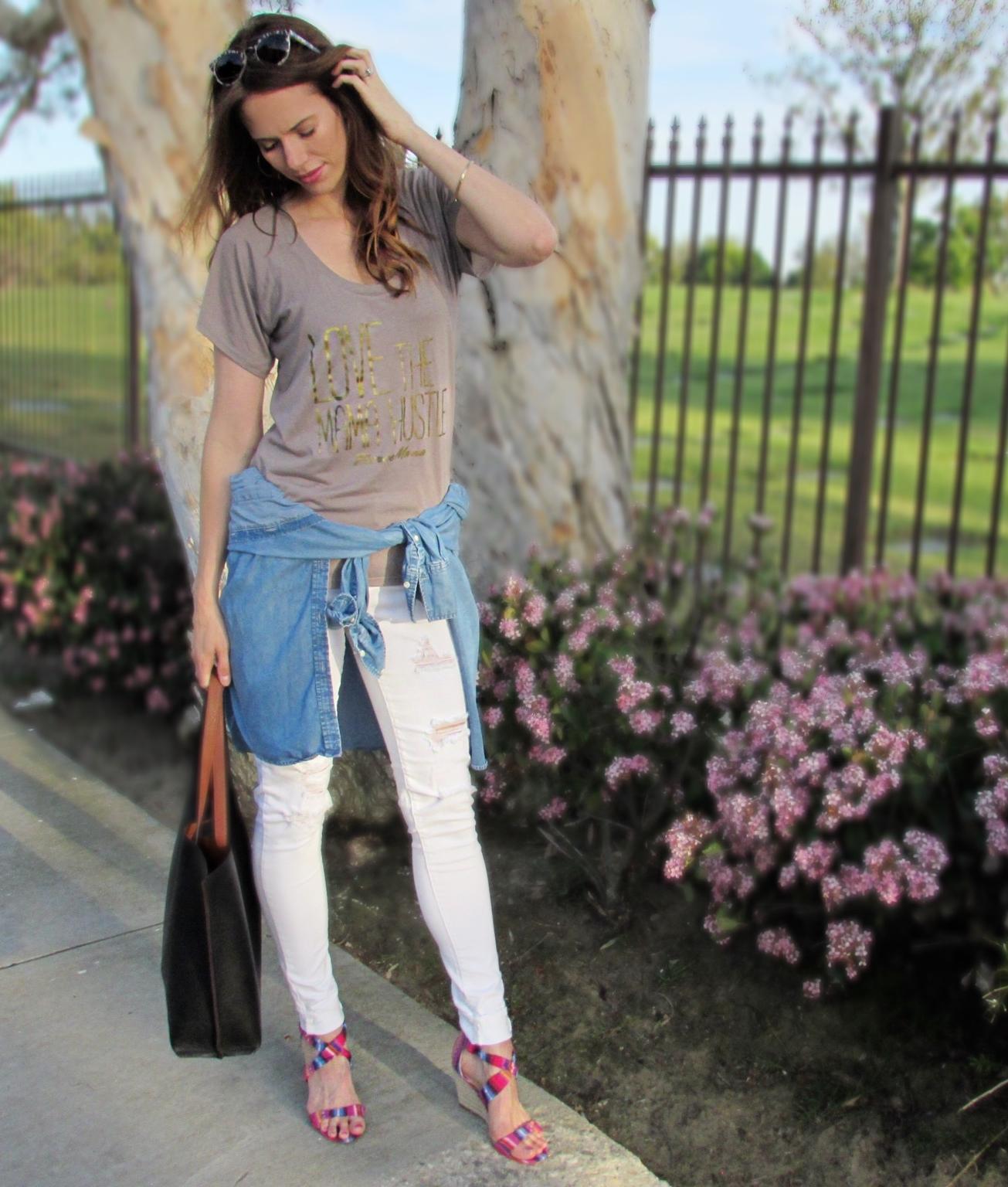 style blogger mom blogger