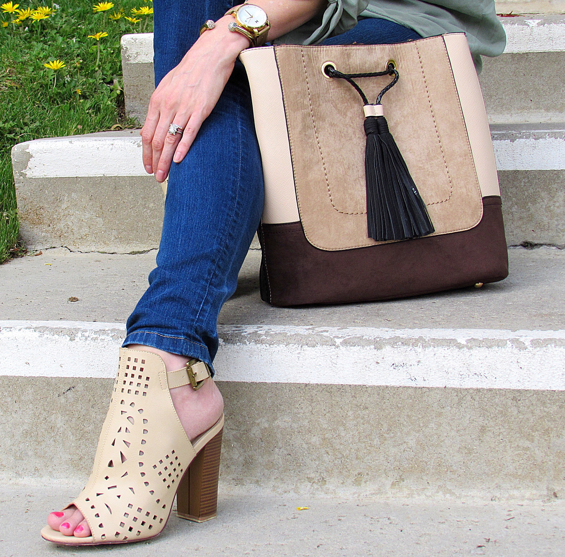 Shoes ,  Bag