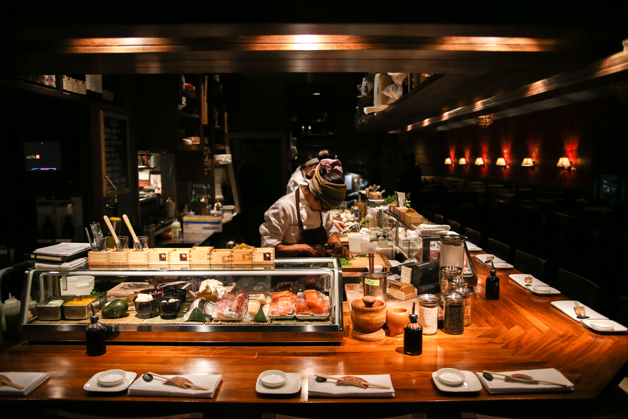 AN EXCLUSIVE LOOK INSIDE THE HIDDEN WORLD OF THE SUSHI CHEF  - THRILLIST