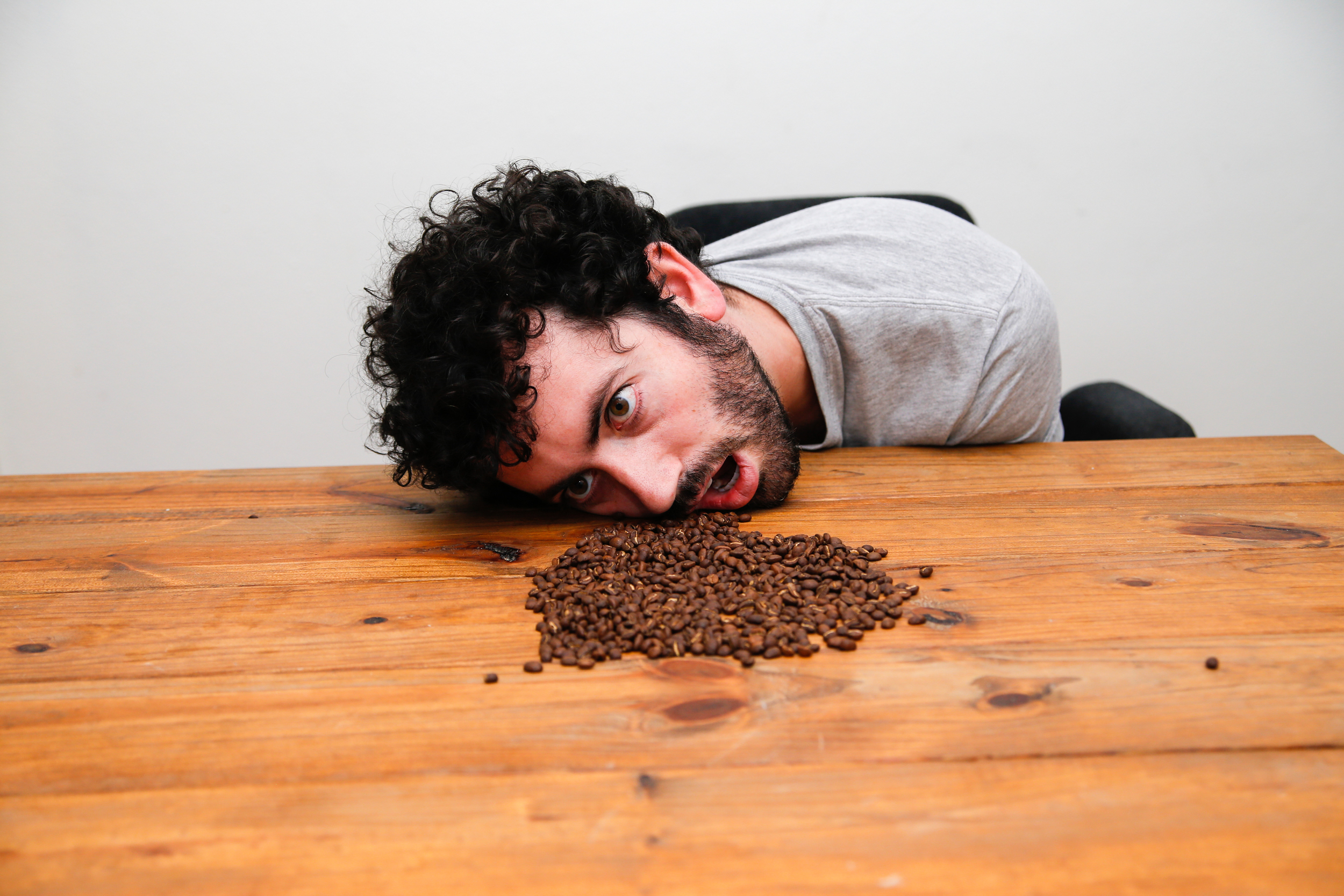 HOW I QUIT COFFEE IN 7 HORRIBLE DAYS  - THRILLIST