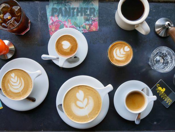 FOOD NETWORK'S 51 BEST COFFEE SHOPS IN AMERICA  - FOOD NETWORK