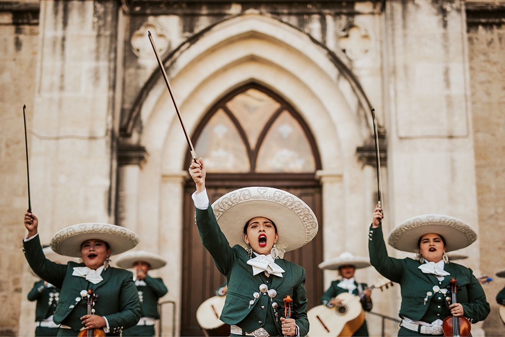 NUEVA MARIACHI: A LONG-TIME TRADITION IS CHANGING - AMERICAN WAY