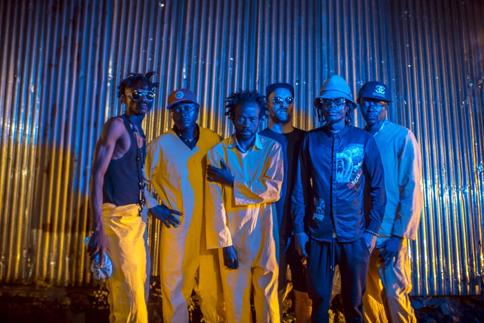 THE DIY STYLINGS OF KOKOKO!: HOW THE INNOVATIVE CONGOLESE BAND TURNED THE STREETS OF KINSHASA INTO MUSIC - RED BULL MUSIC ACADEMY